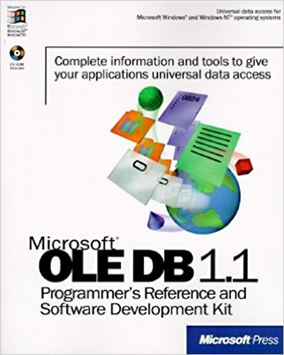 OLE DB Programmer's Reference
